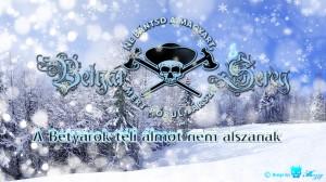 Betyársereg Háttérkép téli
