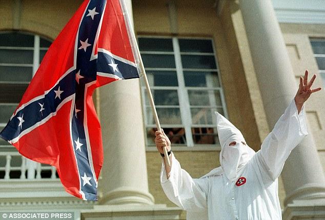 Ku-Klux-Klan-