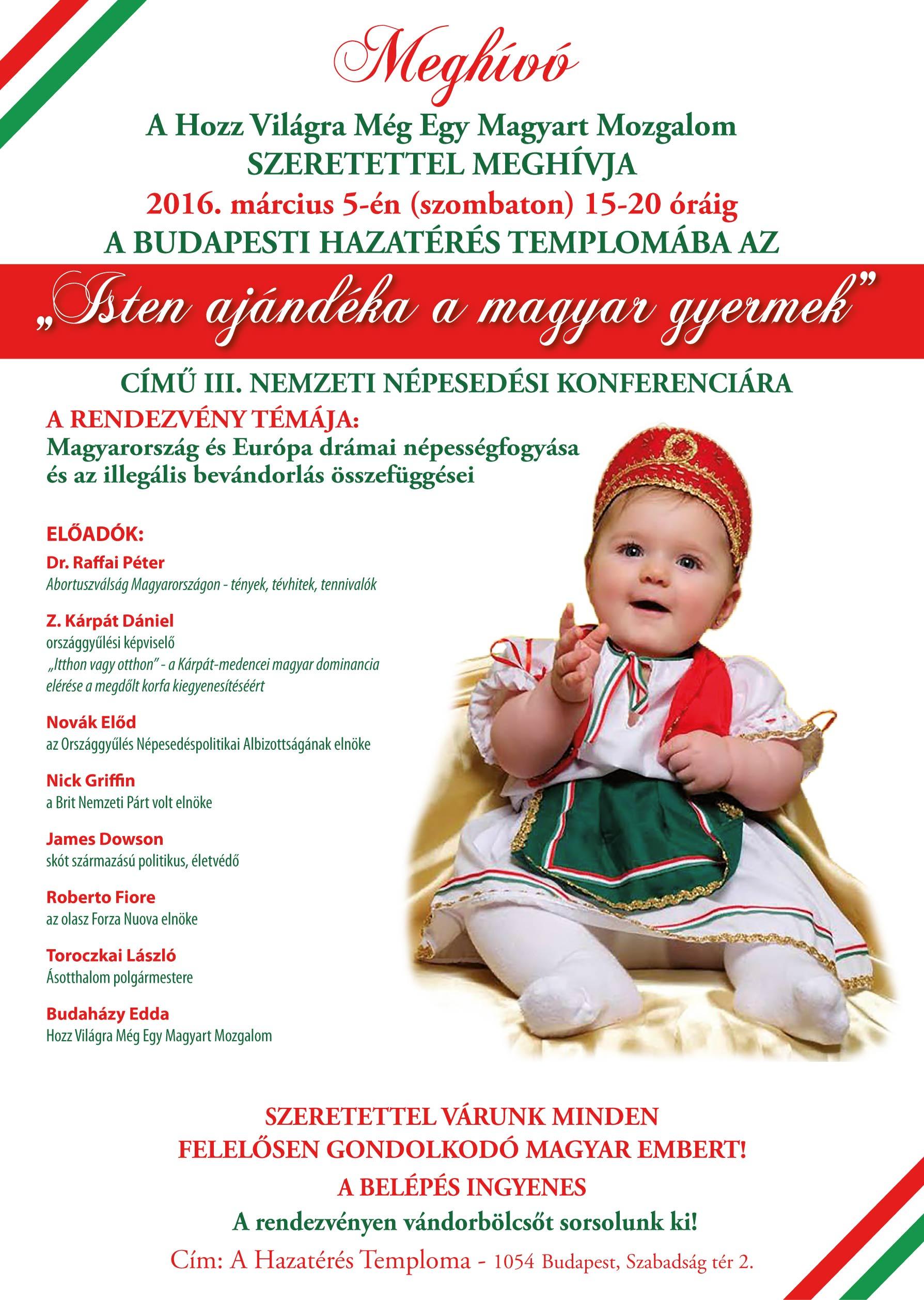 plakát III. konf