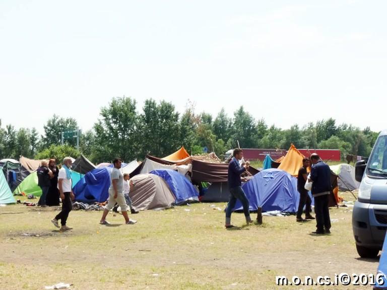Déli határszakaszunk ostrom alatt - A magyar nép harcolni fog!