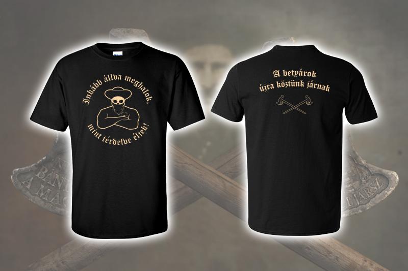Támogasd a Betyársereget az igazi Betyár márka megvásárlásával ... f9c292e2ca